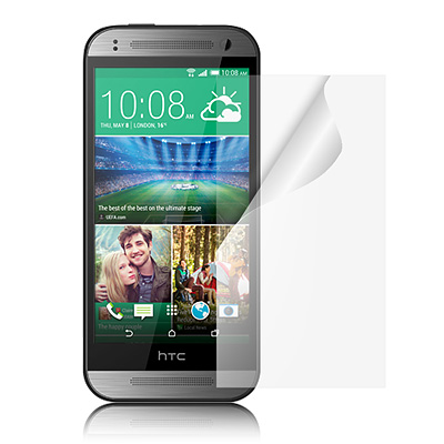 魔力 HTC One mini2 高透光抗刮螢幕保護貼