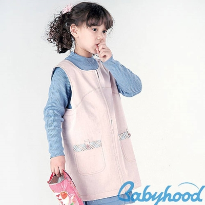 【Babyhood】兒童電磁波防護超實穿背心-M(四色可選)110cm-130cm