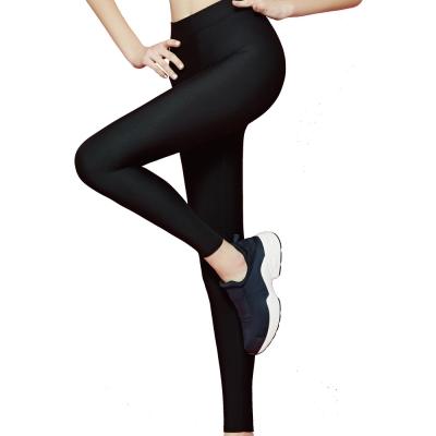 思薇爾 舒曼曲現系列M-XL高腰九分魔力褲(黑色)