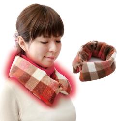 日本Alphax櫻桃暖枕巾