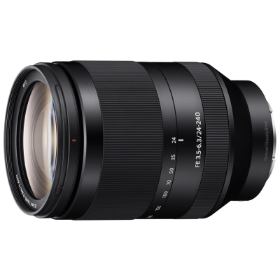 SONY FE 24-240mm F3.5-6.3 OSS 望遠變焦鏡(公司貨)