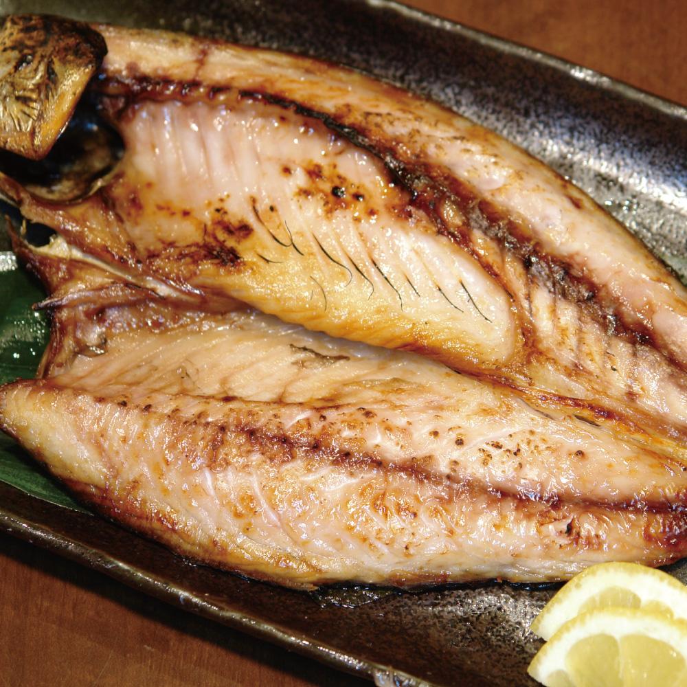 寶島福利站 日式灰干熟成法挪威鯖魚10尾(230g/尾)