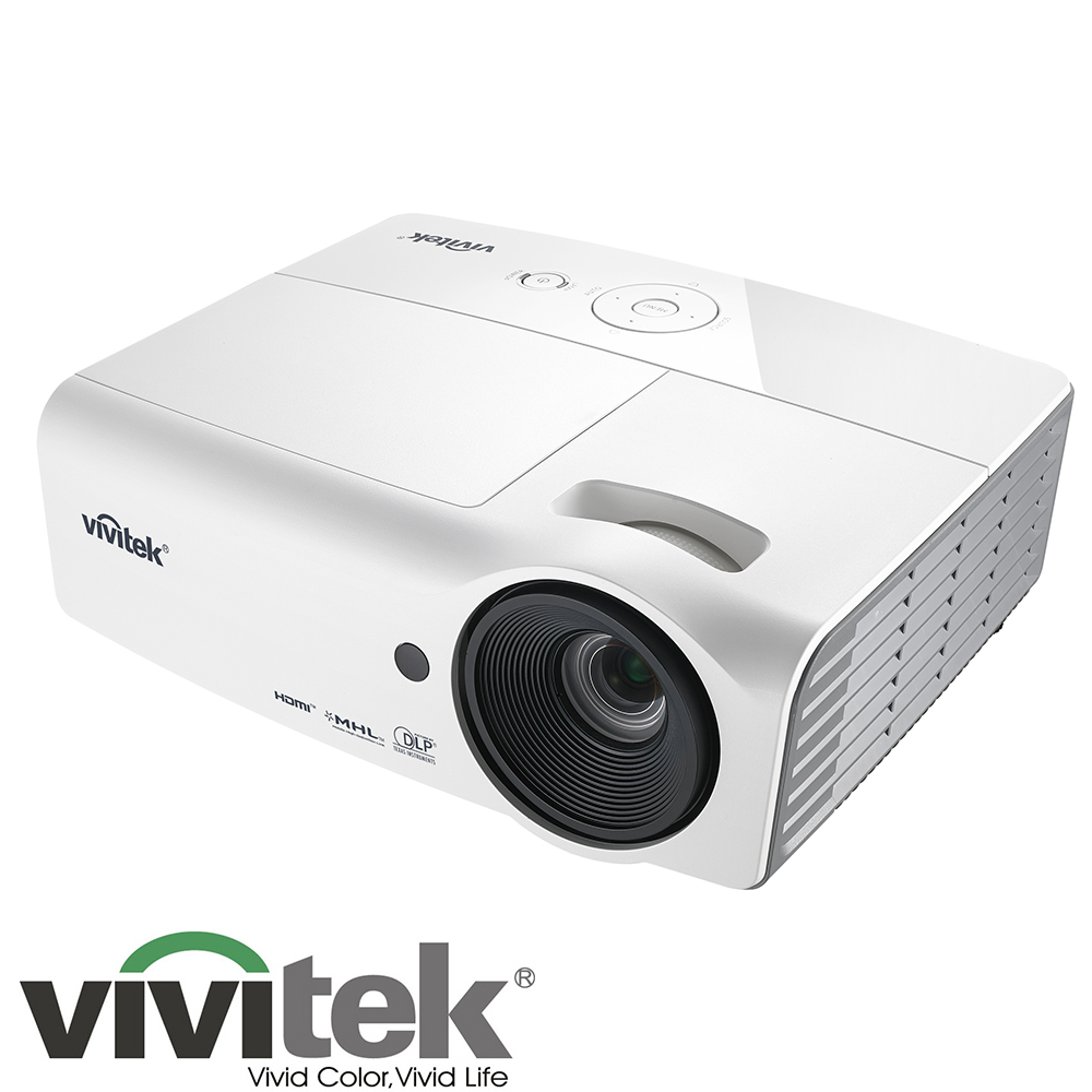 [8HR到貨]Vivitek H1060 1080P家庭多媒體投影機(3000流明)