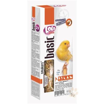 LoLo 雀科鳥類棒棒糖(蜂蜜)65g