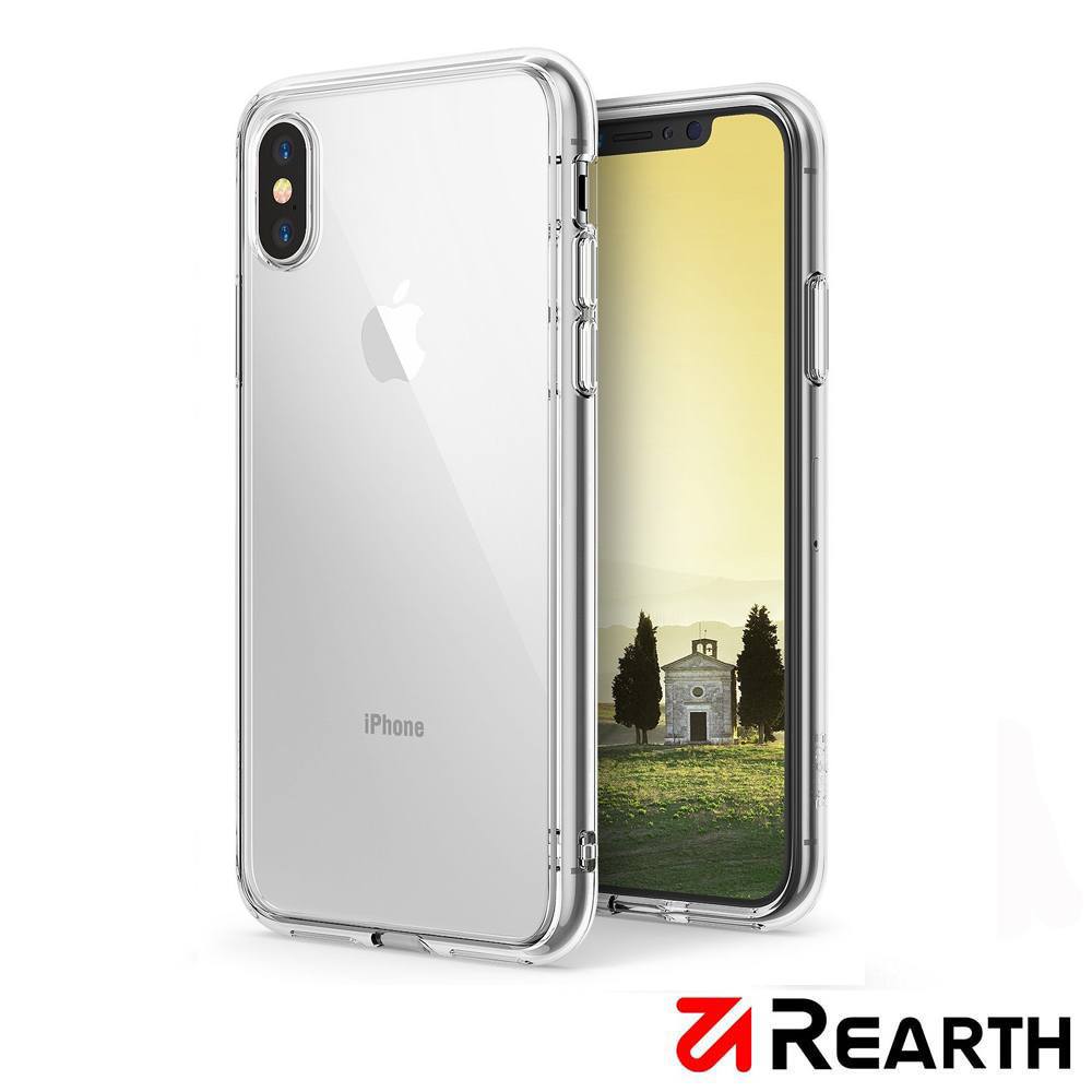 Rearth Apple iPhone X 高質感保護殼 product image 1