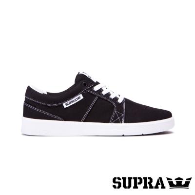 SUPRA Cuba系列男鞋-黑/白