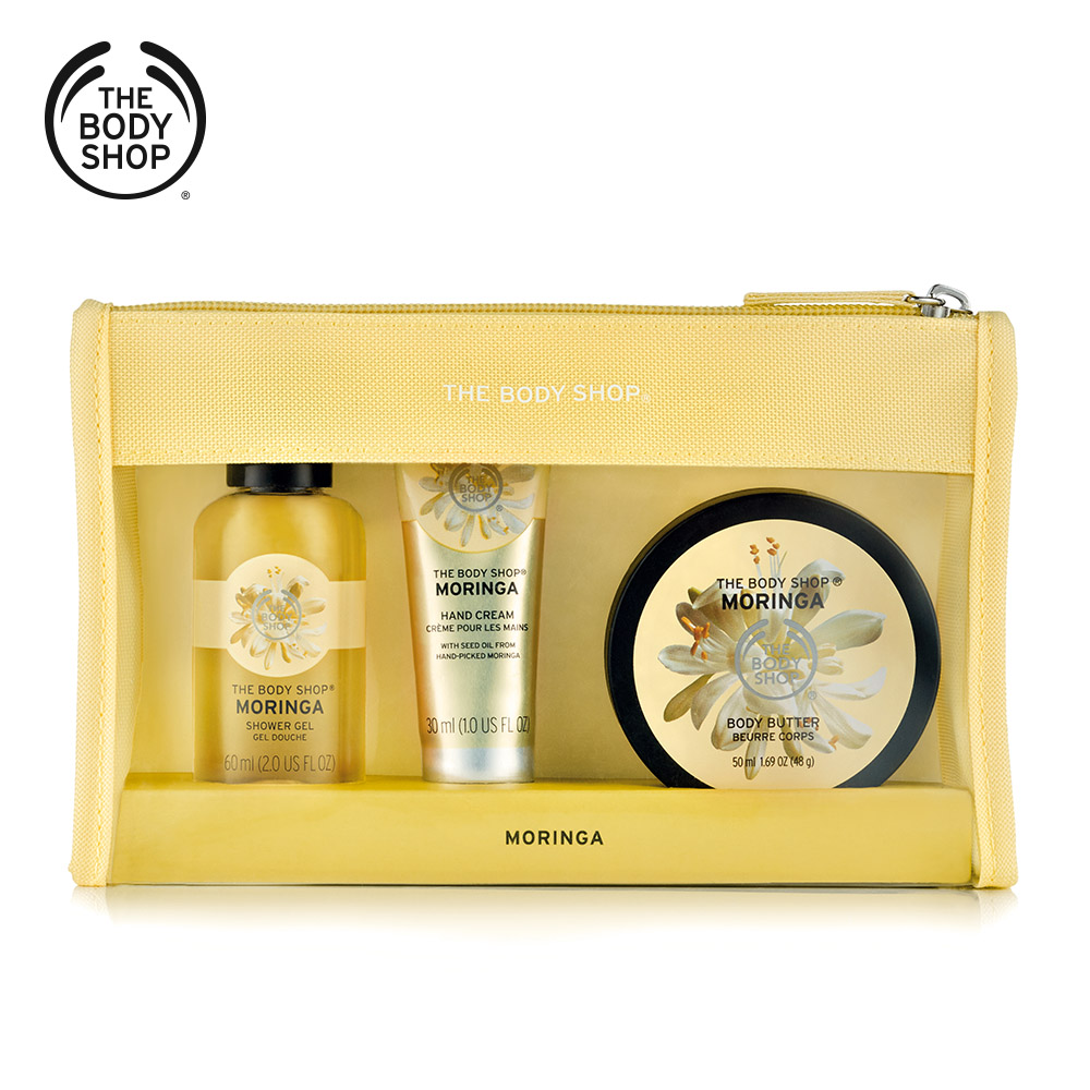 The Body Shop 辣木籽更新旅行組