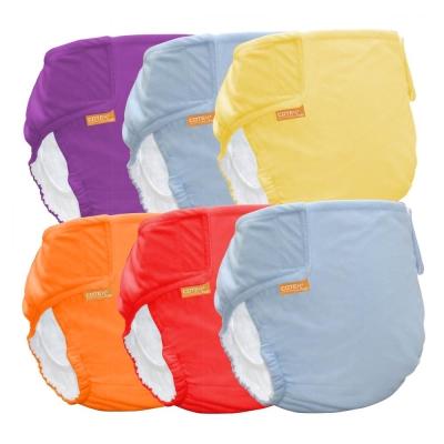 COTEX可透舒-環保布尿布  防水透氣尿布兜   6 件優惠組