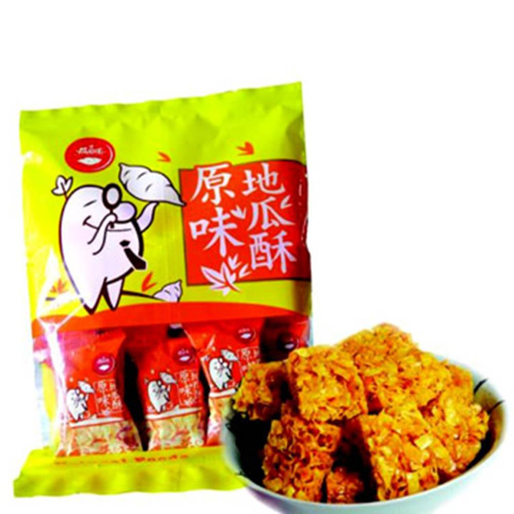 瓜瓜園 原味地瓜酥(150g/包)
