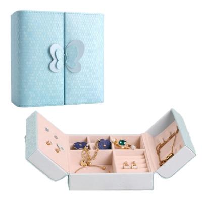 CASE GRACE雙開蝴蝶結展示盒