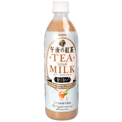 Kirin 午後紅茶-Tea with milk奶茶(500ml)