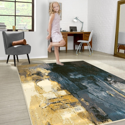 范登伯格 - 彩繪 進口地毯 - 交融 (160 x 235cm)