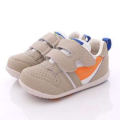 日本Carrot機能童鞋-創新穩定款-B771卡其(寶寶段)T1#13/14