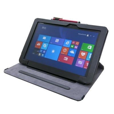 EZstick ASUS T100 Chi 皮套+螢幕貼 (可裝鍵盤基座旋轉款)