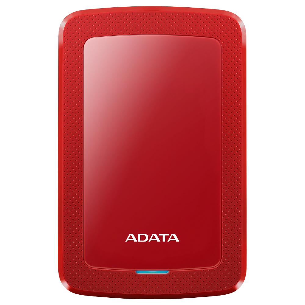 ADATA威剛 4TB 2.5吋行動硬碟 HV300(紅)
