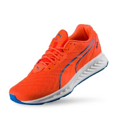 PUMA IGNITE 3 PWRCOOL男性慢跑運動鞋-小丑魚橘