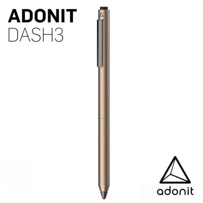 Adonit Dash3 極細速寫筆第三代(銅色)