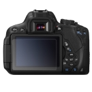 Kamera for Canon EOS 650D/700D 高透光保護貼