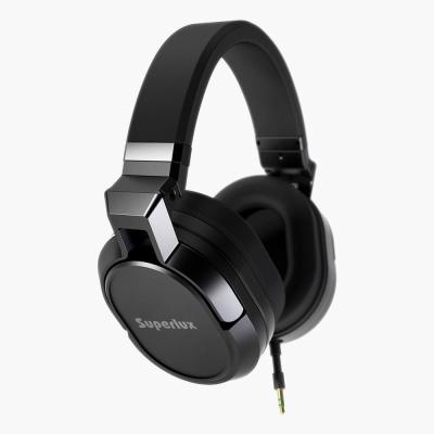 Superlux 高音質可摺疊線控頭戴式耳麥 HD685