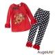 baby童衣 聖誕麋鹿布繡蕾絲袖口 套裝 47070 product thumbnail 1