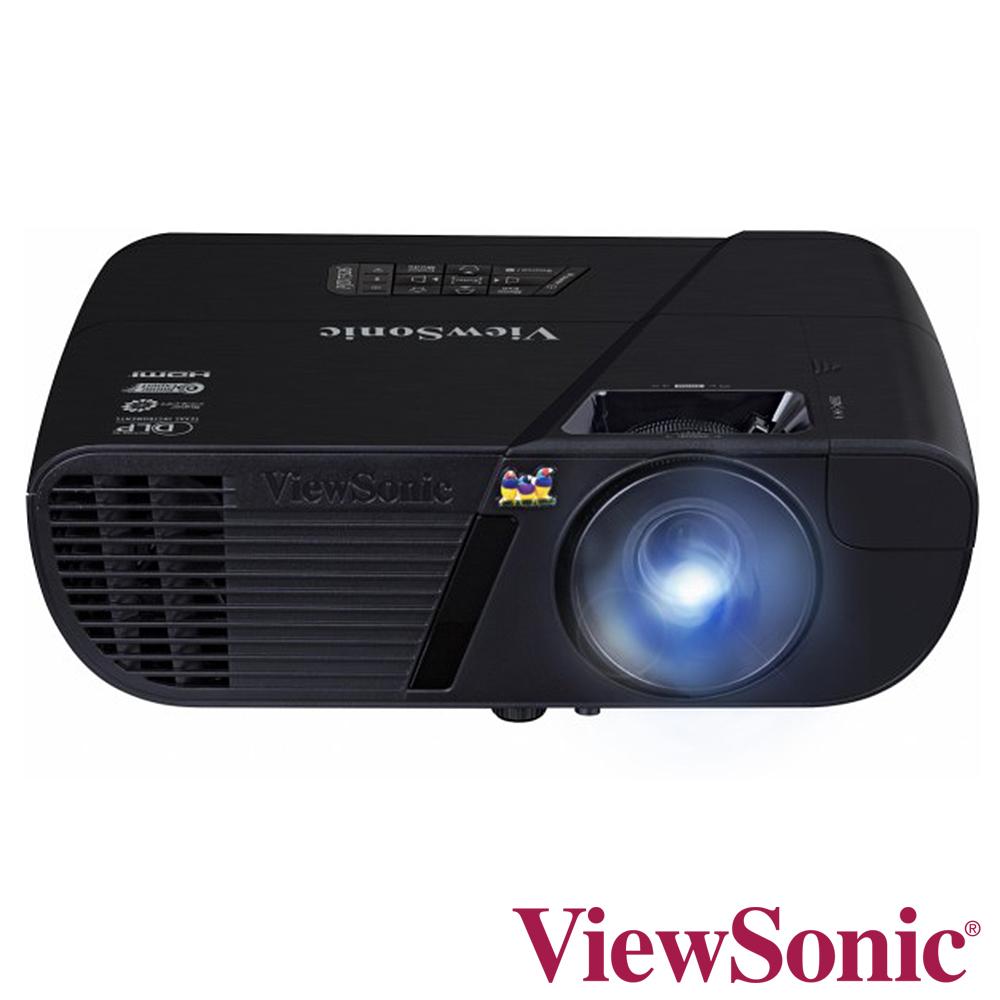 福利品-ViewSonic JPD7326 美背設計 高階光艦投影機(拆封新品)