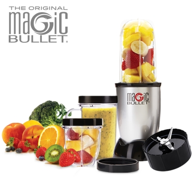美國Magic Bullet營養纖活魔力子彈機-MB1001