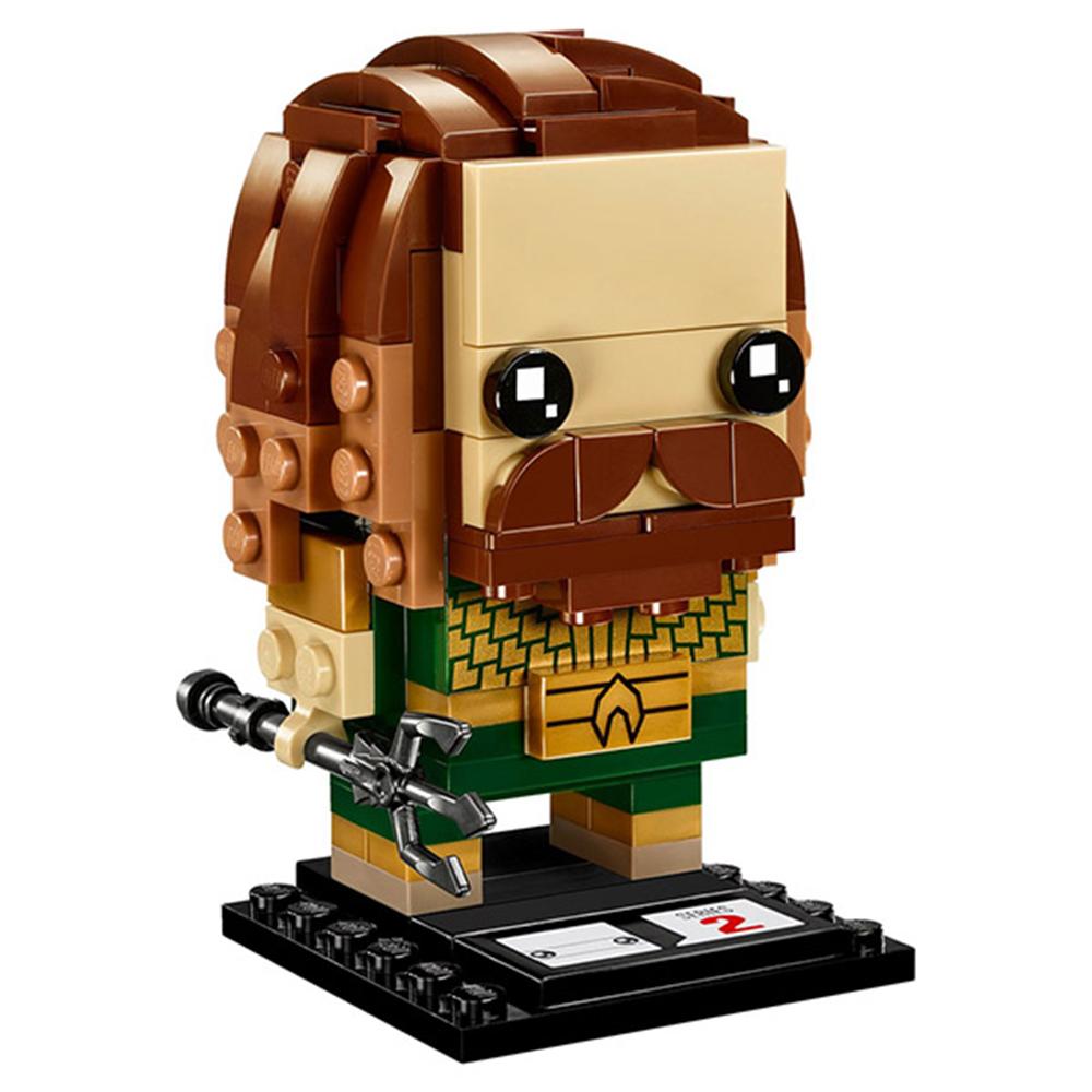 LEGO樂高 BrickHeadz系列 41600 水行俠 Aquaman