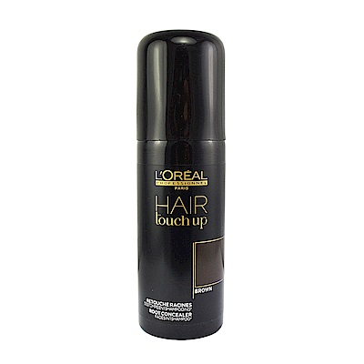 *LOREAL萊雅 小黑瓶補色噴霧 自然棕75ml