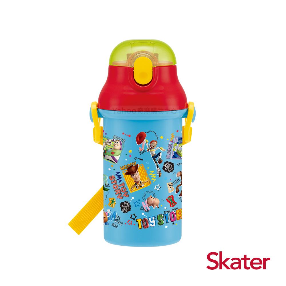 Skater吸管冷水壺(400ml)ToyStory