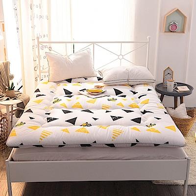 FL生活+ 超軟Q加長加厚8公分日式雙人床墊-簡約貴族