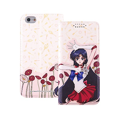 美少女戰士 iPhone 6/6s Plus 皮套_火星仙子