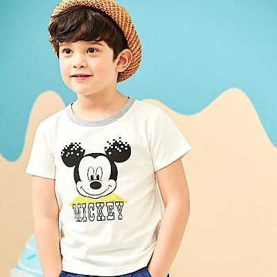 Disney 米奇系列奇幻異世界圓領上衣 (2色可選)