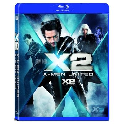 X戰警2-X-Men-2-雙碟版-藍光-BD