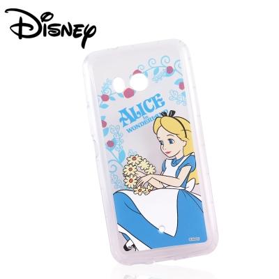 Disney迪士尼HTC U11防摔氣墊空壓保護套_賞花愛麗絲
