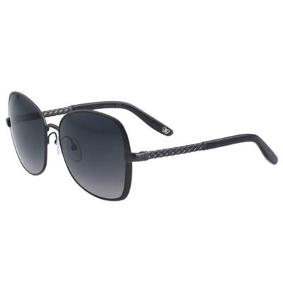 BOTTEGA VENETA太陽眼鏡 (黑色)BV258FS
