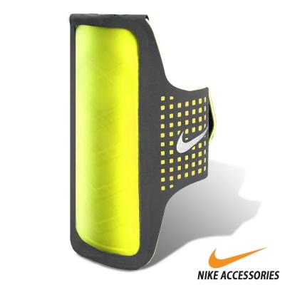 NIKE 女用輕量手機臂包 (適用IPHONE 6)-螢光黃款 - 快速到貨