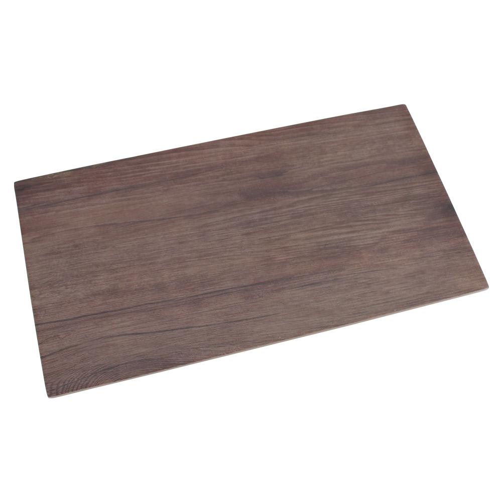 LOVEL 木紋長方形食物擺盤(32.5x17.6cm)