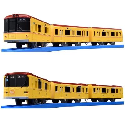 PLARAIL鐵道王國-東京地鐵新舊銀座線