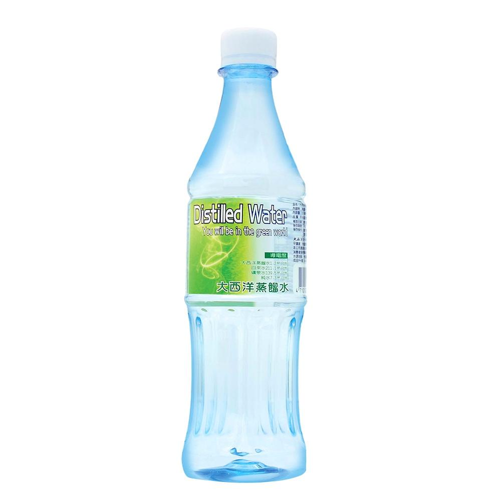 大西洋蒸餾水(510mlx24入) @ Y!購物