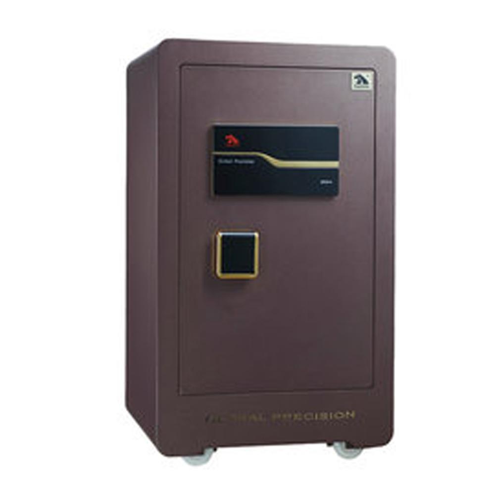 聚富 如意指紋系列保險箱金庫防盜電子式密碼鎖保險櫃(70MWF)