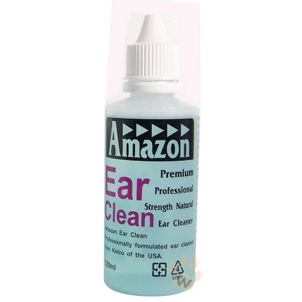 Amazon愛美康  強效清耳液120ml 1入