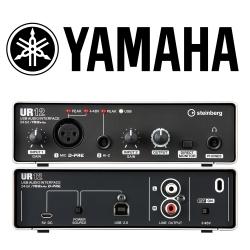 YAMAHA UR12 USB 電腦錄音介面