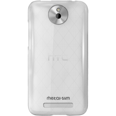 Metal-Slim HTC Desire 501 PC透明系列 新型保護殼