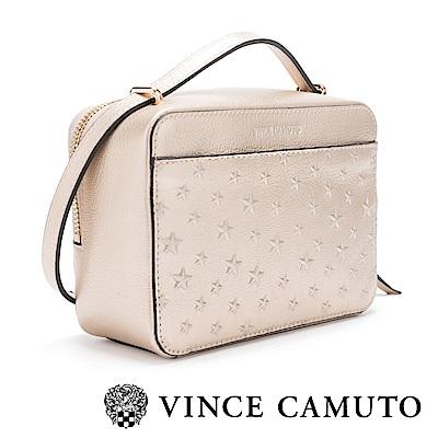 Vince Camuto 閃耀星星肩背方包-金色