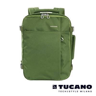 TUCANO TUGO 超大容量旅行登機後背包(M)-綠