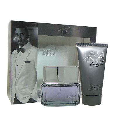 Sean John I Am King 男性淡香水 50ml 禮盒
