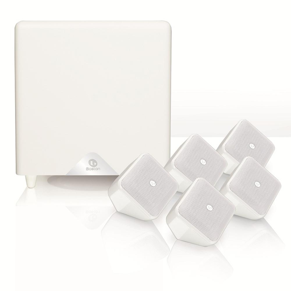 Boston Soundware XS 5.1 家庭劇院揚聲器組合