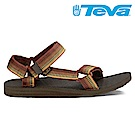 TEVA Original Universal 男休閒涼鞋 設計師聯名款 咖啡綠