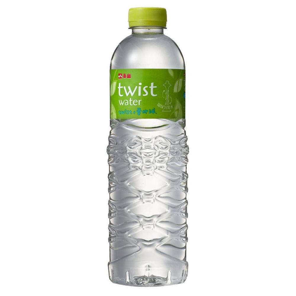 泰山Twist Water 環保包裝水(1460mlX3入)