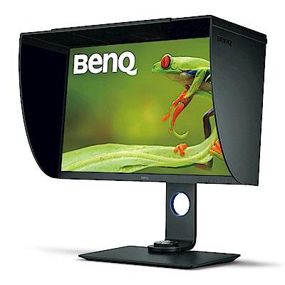 BenQ SW271 27型 4K 廣色域專業攝影修圖螢幕
